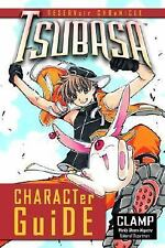 Tsubasa Character Guide by Clamp Staff (2006, Paperback)