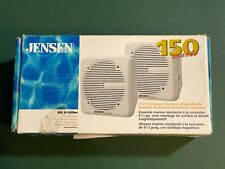 Jensen MS6100Sm Marine Speaker 150watts