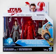 Star Wars Episode 8 The Last Jedi Chewbacca Force Link Action Figure