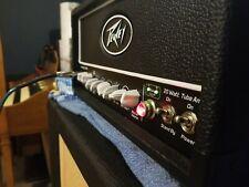 PEAVEY  VALVE KING  20MH 20 5 1 Watt Tube Head Two Channel Guitar Amplifier Head