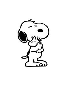 Snoopy / Woodstock (Email us color  otherwise we ship White)