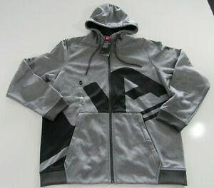 Under Armour Mens UA Cold Gear Hoodie Sweatshirt Large 1320756 Nwt