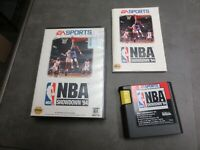 NBA Showdown '94 (Sega Genesis, 1994)