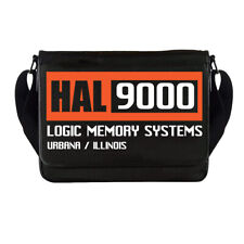 HAL9000 2001 Space Odyssey Messenger Bag Stanley Kubrick Vintage Movie Retro