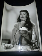 """AVA GARDNER, orig 8x10 [from """"Knights of the Round Table""""]"""