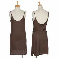 Jean Paul GAULTIER FEMME Gloss poly camisole Size 40(K-34311)
