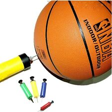 1PC Portable Mini Basketball Football Volleyball Inflator Skidproof Tide