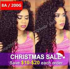 Cheap 8A 200G Kinky Curly Hair 4 Bundles Malaysian Virgin Human Hair Weave Weft