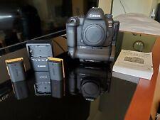 Canon EOS 5D Mark IV 30.4MP + Battery GripBG-E20, L-Bracket ONLY 4,216 Shutter