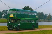 BUS PHOTO, LONDON GREEN LINE PHOTOGRAPH PICTURE, ROUTEMASTER RMC ON ROUTE 716