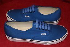 Vans Classic Authentique Bleu Foncé Baskets Taille UK 11 EU 46 30 cm