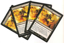 Postmortem Lunge, NM English x 4 New Phyrexia mtg Low International Shipping