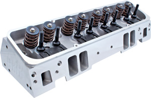 IN STOCK AFR 1001 SBC 195cc Aluminum As Cast Cylinder Head Chevy Straight 64cc