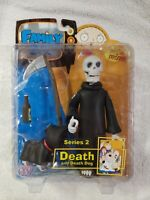 Family Guy Death Action Figure Skull Variant Series 2 RARE MIB Mezco Toy