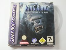 !!! Nintendo Advance juego King Kong OVP, usados pero bien!!!