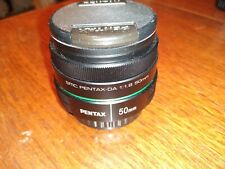 PENTAX Pentax SMC P DA 35mm F/2.4 AL Lens For Pentax