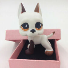 Littlest Pet Shop LPS 750 Hasbro RARE Puppy Great Dane Dog Collection Kid Gift