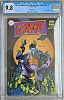 Joker 80th Anniversary #1 1950's David Finch's Variant CGC 9.8