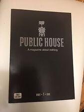 Public House Magazine Issue 1