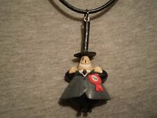 Mayor Nightmare Before Christmas Charm Pendant Kawaii Necklace