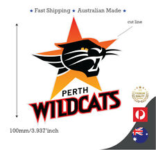 PERTH WILDCATS NBL Basketball sticker decal logo sports game