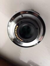 Panasonic 14-42mm F/3.5-5.6 ASPH Lens Meitu Panasonic LUMIX G X VARIO H-PS14042