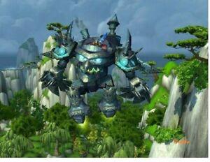 WoW Mount Himmelsgolem Reittier World of Warcraft