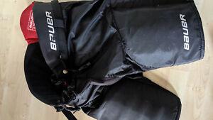 Bauer Vapor X700 Eishockeyhose Junior XL schwarz