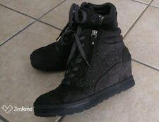 Sneakers scarpe donna zeppa interna n 36