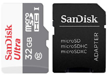 Sandisk 32GB Micro SD Card 80MB/s Fit For Nintendo Switch 3DS DSi Wii 3DS XL