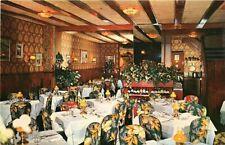 Postcard Le Marmiton, Restaurant Francais, New York City NY