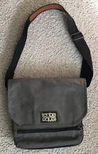 TENBA Messenger Style Camera & Lenses Bag, Grey/Blue, Very Good Condition!