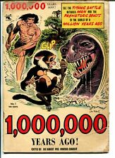 1,000,000 Years Ago  #1 1953-St John-1st issue-Joe Kubert-Norman Maurer-G
