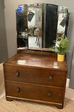 Vintage Dressing Table Chest with Draws