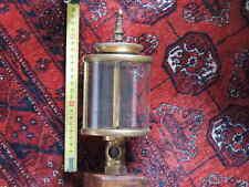 Tropföler oil Dampfmaschine Wasserrad brass Transmission Lubrication Messing MS
