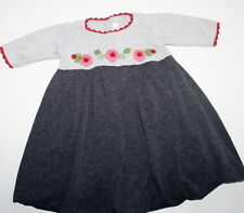 Victoria Kids Boutique Sweater Dress Girl Size 3-6 Months Gorgeous!