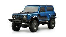 RC Scale Crawler Geländewagen AM18 RTR M 1:18 blau
