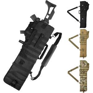 Tactical Rifle Scabbard Gun Bag Sling Backpack Hunting Shooting Shotgun Gun Case