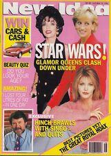JOAN COLLINS - PRINCESS DIANA - PRISCILLA PRESLEY - NEW IDEA Magazine 1996 C#14