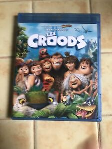 Blu Ray Les Croods Superbe Etat