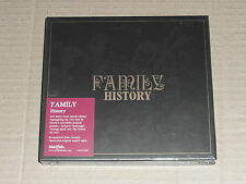 """Family """"History"""" 2cd Digibook 2013 Sealed re-master [Roger Chapman Rob Townsend]"""