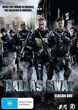 Dallas SWAT : Season 1 (DVD, 2010, 3-Disc Set) Region 4