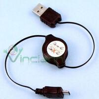 Adattatore USB cavo avvolgibile per  LG Optimus Dual