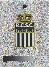 N°090 ECUSSON BADGE # BELGIQUE SPORTING CHARLEROI STICKER PANINI FOOTBALL 2011