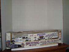 DIE CAST BRICKYARD 400 PACE CAR HAULER 1/24