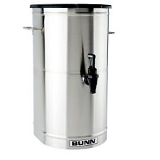 Bunn TDO-4-0000 Iced Tea/Coffee Dispenser 4 Gallon Urn w/ Solid Lid