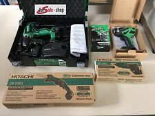Hitachi 10,8V DS10DAL zusätzlich mit DS, WH, CR, GP + UR10DL 95000525