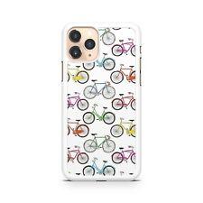 Patrón Colorido Bicicletas Bicicletas Bicicleta Rider Bicicleta amante Camo Cubierta Estuche Teléfono