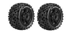 Louise RC X-UPHILL Sport-Reifen Felge schwarz TRAXXAS X-MAXX 1:5 Hex24mm (2)