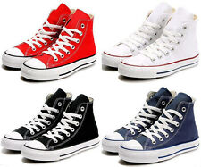 ALL-star Women Man KID  Chuck Taylor Ox Low High Top shoes casual Canvas Sneaker